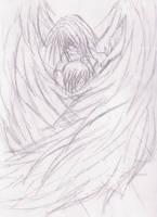 Liltu hugs Lucifer by Walter666bonham