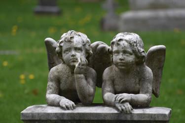 Little Angels by kibbecat