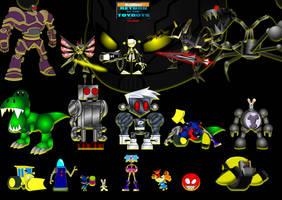 antagonists nicktoons return of toybots by mayozilla