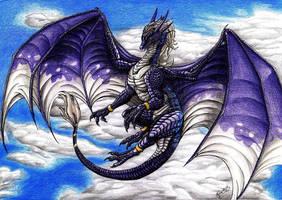 Skykun the Dragon by xDunkelseelex