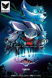 Xeno Experiments Nova - Cover by Kiaun
