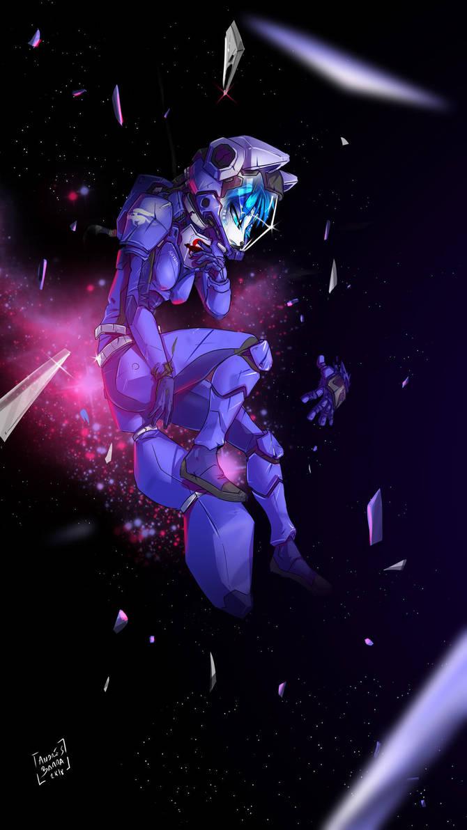 Krystal spaced by Kiaun