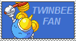 STAMPS - Twinbee Fan by TeamFaustGames