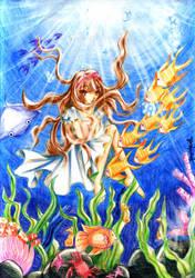 Under The Sea by monkey-d-cyntia