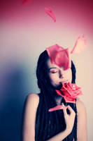 Rose dance 3 by Gloredel