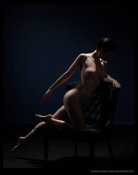 blue chair 2 by KarenMurdock