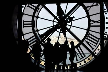 Orsay Time by mario-metzler