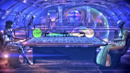 Kepesh Yakshi by DragonianFantasy