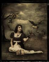 Mother of Bats by DragonianFantasy
