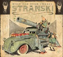 Stranski Character 10  - 2CV by STUDIOBLINKTWICE