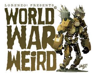 World War Weird: 1 by STUDIOBLINKTWICE