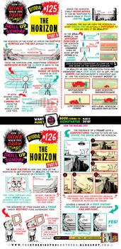 How to draw THE HORIZON tutorial by STUDIOBLINKTWICE