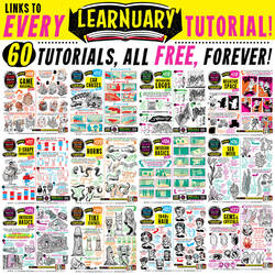 Links to 60 TUTORIALS! by EtheringtonBrothers