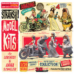 Stranski MODEL KITS are NOW AVAILABLE! by STUDIOBLINKTWICE