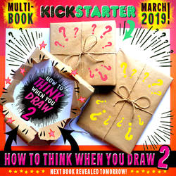 TUTORIALS BOOK TWO coming ONLY ON KICKSTARTER! by STUDIOBLINKTWICE