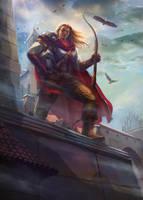 Royal Archer by IvanSevic