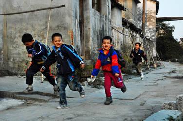 JiaLu Street Lifestyle -4 by DawnRoseCreation