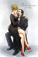 The Doctor's Wife meets the Doctor's Husband by MistressAinley