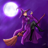 The Witch by MistressAinley