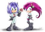 Sonic Rockets by MistressAinley