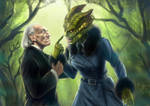Commission - The First meets his Future by MistressAinley