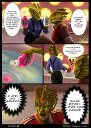 Lizard Love - Page 2 by MistressAinley
