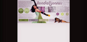 Free Design ft. Kendall Jenner by designsbyroth