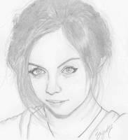 C Portrait by Saywinter