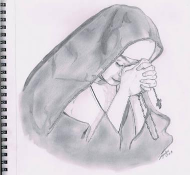Nun by Saywinter
