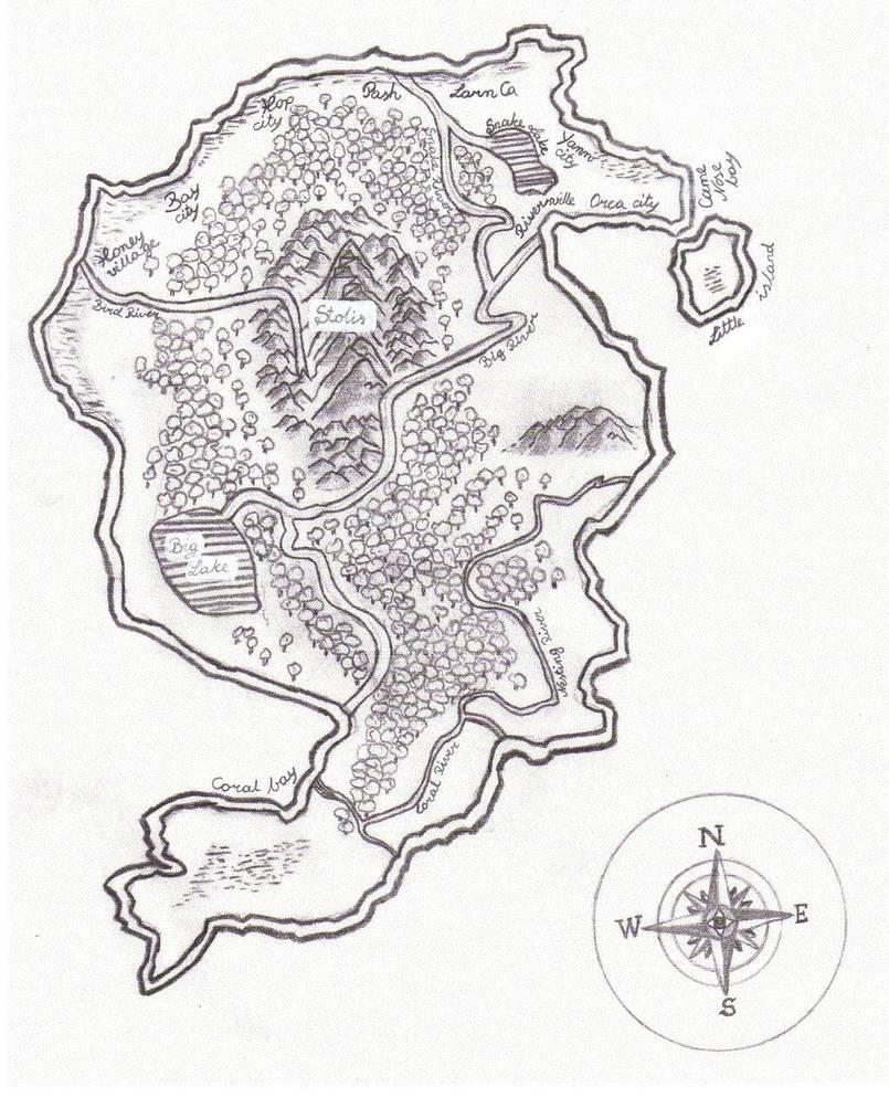 Dragon Isle by Kyoodo