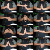 Fingerseals by Kyoodo
