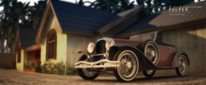 clasic car part2 by polperdelmar