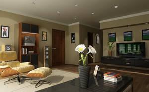 interior studio by polperdelmar