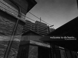 welcome to da barrio by polperdelmar