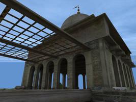 lost temple by polperdelmar