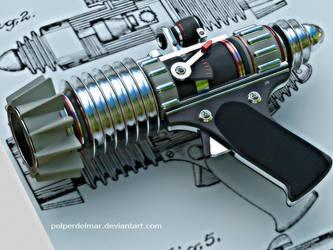 sonic-ray-gun by polperdelmar