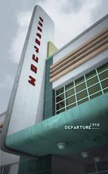 Departure 1952 front by polperdelmar