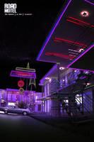 night motel by polperdelmar