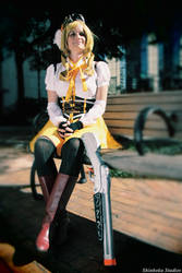 Cosplay - Tomoe Mami by dibbly-fresh