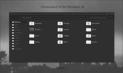 Chromadark VS Preview by Metalbone1988