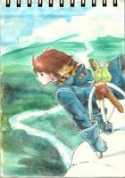 Nausicaa by YukoFlourite