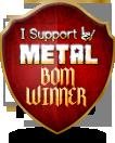 BOM Winners Badge by Matzeline