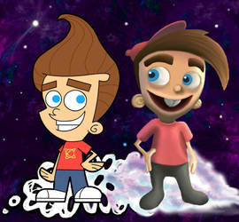 Jimmy Timmy Power Hour by tracypaper12