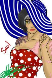 Sun Hat :Saulong: by ZankJra