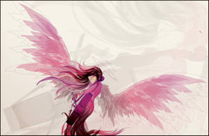 A violet Requiem by ChasingArtwork