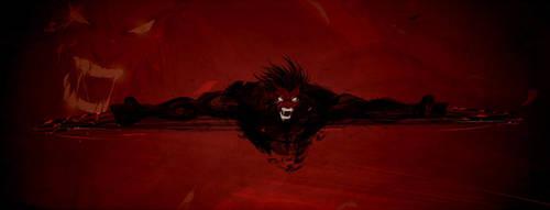 Wolverine: Blood Rage by ChasingArtwork
