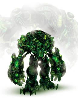 Auto Avengers: Hulk by ChasingArtwork