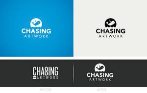 Chasing Artwork branding update! by ChasingArtwork