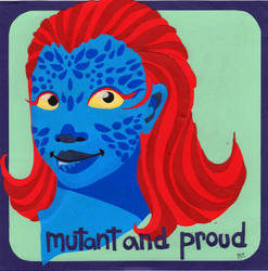 Mutant and Proud by lionbeforelamb