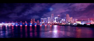 Miami - In the city of dreams by PURErube